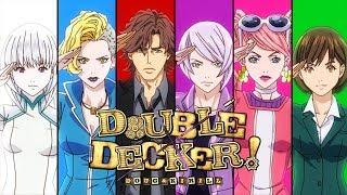 DOUBLE DECKER! DOUG & KIRILL - Opening | Stereo to Monologue