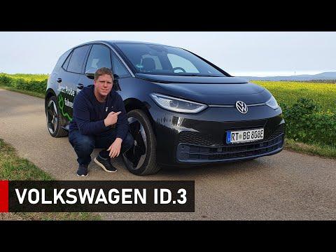 Wir werfen einen Blick darauf! - 2021 VW ID 3 - Review, Fahrbericht, Test