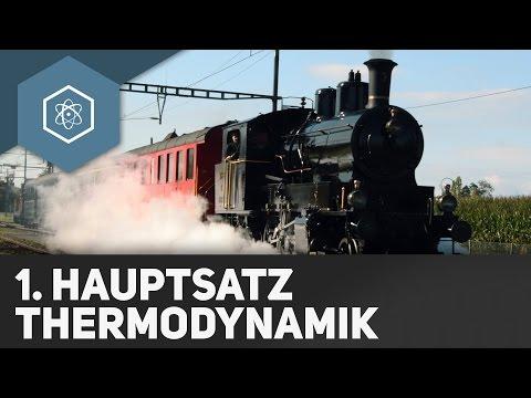 Der erste Hauptsatz der Thermodynamik ● Gehe auf SIMPLECLUB.DE/GO & werde #EinserSchüler