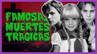 8 NIÑOS actores FAMOSOS que acabaron en MUERTE TRÁGICA - Mogo Misterios