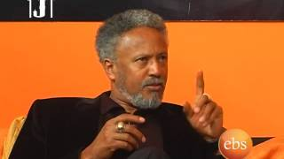 Jossy in Z House Show Interview with Artist Zenahbezu Tsegaye