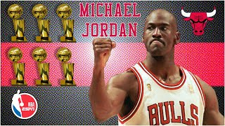 Michael Jordan's legendary NBA Finals performances with the Bulls | NBA Highlights on ESPN