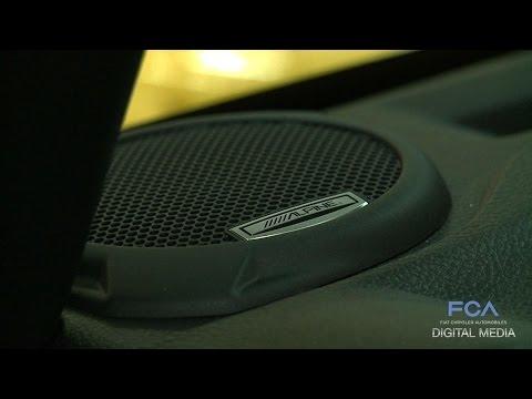 2015 Jeep Wrangler featuring Alpine Speakers