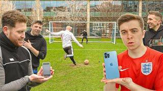 Score 12 Penalties, Win an iPhone 12