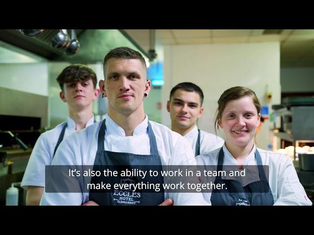 Eddie Attwell - Head Chef