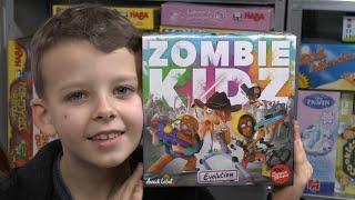 Zombie Kidz - Legacy Spiel für Kinder ab 7 Jahre mit zwei unterschiedlichen Meinungen / asmodee