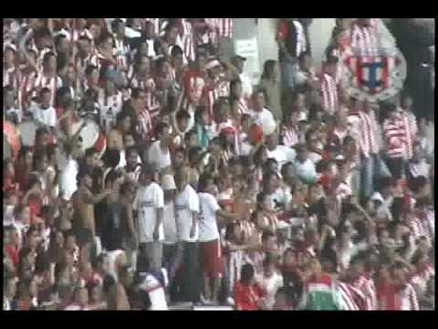 """""""LA BANDA DE CHIVAS CLASICO NACIONAL INSURGENCIA"""" Barra: Barra Insurgencia • Club: Chivas Guadalajara"""