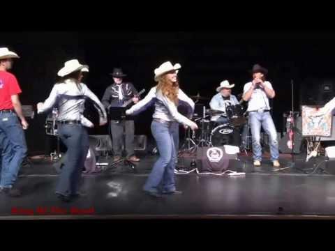 Steve Kelly's Cascade Range Band promotional video   (3:26)