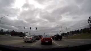 TimeLapse - Charleston WV to Cave City KY