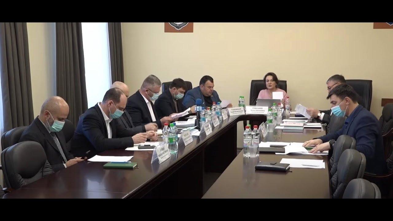 Комиссия Николаевского облсовета по экологии и туризму