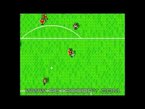 Super Kick Off (Sega Genesis / Mega Drive) Intro