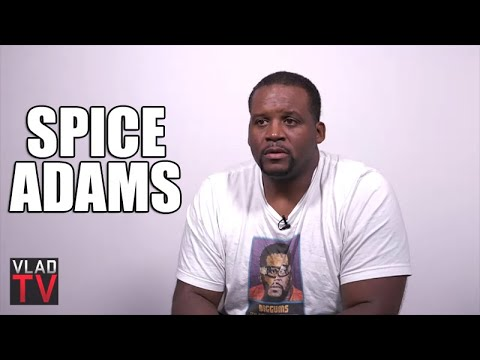 Spice Adams: I was 6 Foot, 300 Pounds at 12-Years-Old (Part 3)