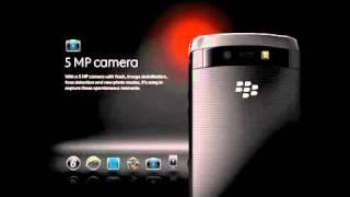BlackBerry Torch 9800 Promo video