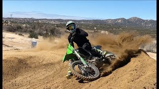Buttery Vlogs Ep16 - Medium Gets His Own Dirt Bike