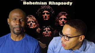 Queen - Bohemian Rhapsody (REACTION!!!)