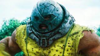 Juggernaut Vs Colossus - Fight Scene | Deadpool 2 (2018) Blu-Ray 4K