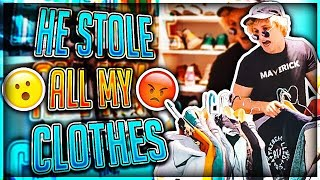 Logan Paul Came to My House and ROBBED ME !!! (NOW IM MAD)