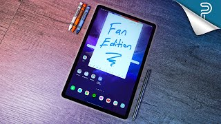 Samsung Galaxy Tab S7 FE 5G First Look: For The Fans?