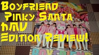 Boyfriend 'Pinky Santa' HMV Edition Review!