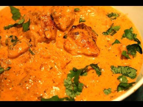 How to Make Chicken Tikka Masala--Select HD Quality