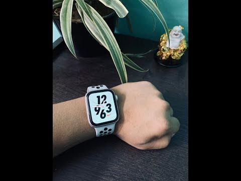 Apple Watch SE GPS+Cellular 44mm Unboxing
