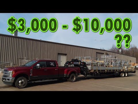 How much money can I make running hotshot trucking - Truck
