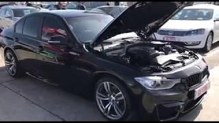 Обзор автомобиля BMW 328I 2012 2.8