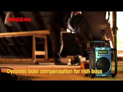 Sangean Utility / Worksite Radios [U1,U2,U3] image 1