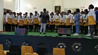 Moroka High School Choir
