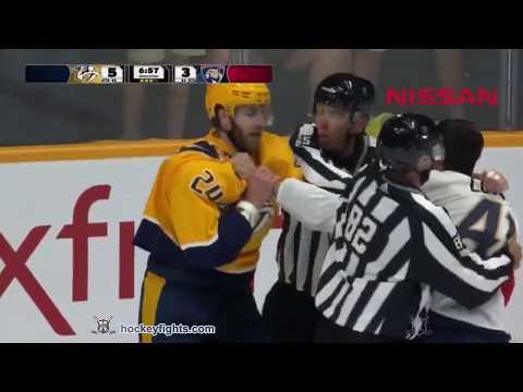 Jarred Tinordi vs. Joel Lowry