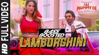 Lamborghini (BASS BOOSTED) song - Jai Mummy Mp3 Songs. Artists. Jassie Gill, Neha Kakkar, Meet Bros.