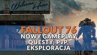 Fallout76 - Analiza gry i wrażenia graczy /GAMEPLAY