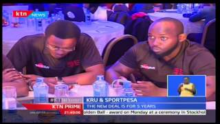 KTN Prime: Sportpesa are the new KRU Sponsors as they back the unions activities with millions
