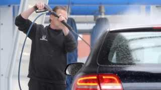 preview picture of video 'Carwash Roeselare'