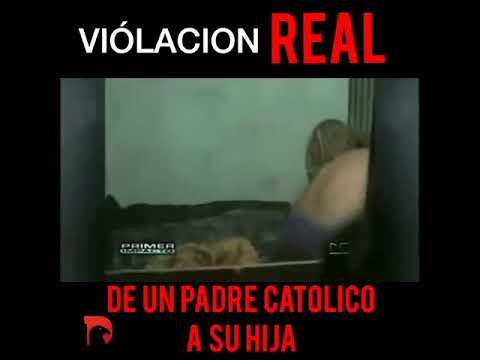 Violación real de un padre católico a su hija