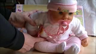 Süße Puppe Chou Chou von Zapf (2001)