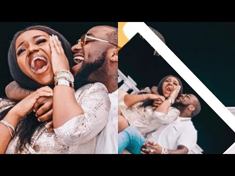 Chioma is not pregnant for #Davido