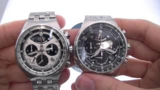 Citizen Calibre 2100 AV0021-52H AV0031-59A AV0031-59E Watches Review - Watch Shop UK