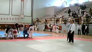 preview picture of video 'Taekwondo /Championnat iklimia //Maison De Jeune Erriad 05. 02 .2009 .'