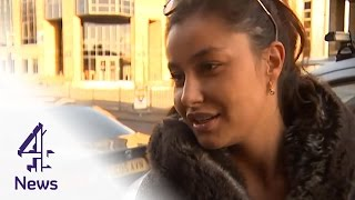 The Views From Watford On Immigration | Channel 4 News
