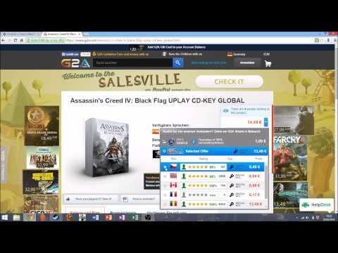 billige und günstige spiele legal für PC/PS/Xbox kaufen