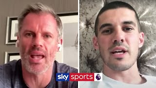 Jamie Carragher reveals his HONEST first assessment of Conor Coady's ability | Off Script