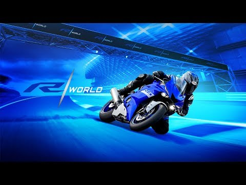 2020 Yamaha YZF-R6 in Ishpeming, Michigan - Video 1