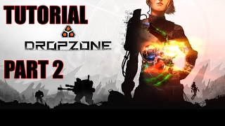 Dropzone | Tutorial Part 2