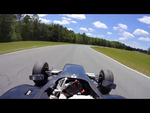 F4 US Group-A Test at Roebling Road Raceway- Raphael Forcier