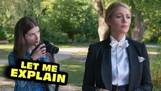 A Simple Favor is GOOFY