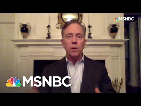 'Like Surge Pricing On Uber:' Gov. Lamont On Scramble To Buy Ventilators | All In | MSNBC