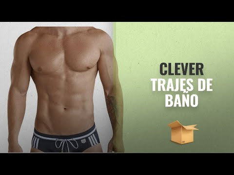 c9b5f1a37d Productos 2018, Los 10 Mejores Clever: Clever Masculine Mens Swim Briefs  Swimwear