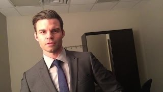 Daniel Gillies Talks Of Playing The Role Of James Bond
