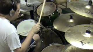 No Control- 311 Drum Cover